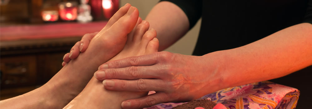 Foot Ritual at Alexandra House Spa, Huddersfield
